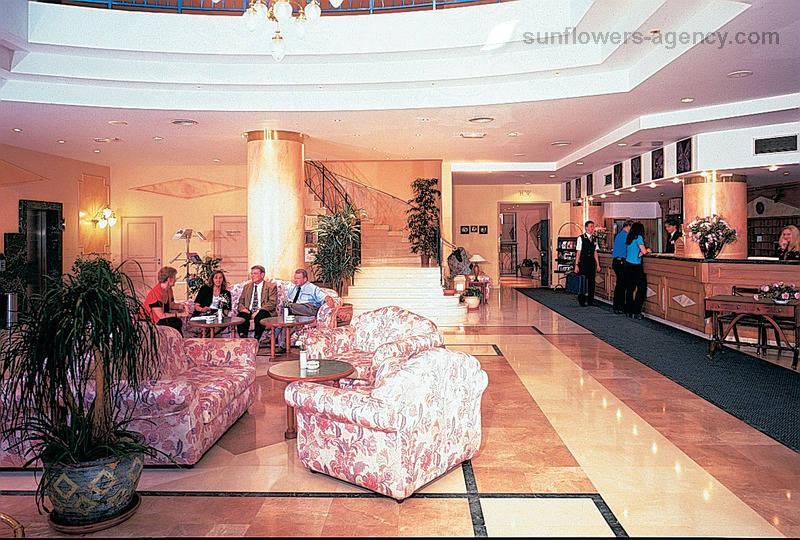 Marienbad Tschechien Hotel Danubius Health Spa Resort Butterfly